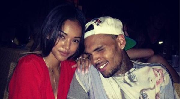 Karrueche Posts Provocative Photo; Says She Avoids Chris Brown