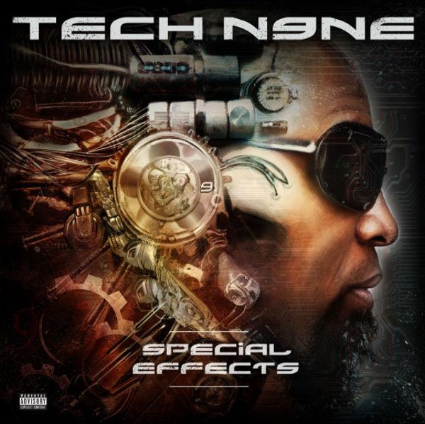 Tech N9ne's 'Special Effects' First Week Sales