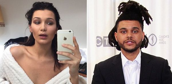 The Weeknd Is Now Dating 18-Year Old Model Bella Hadid