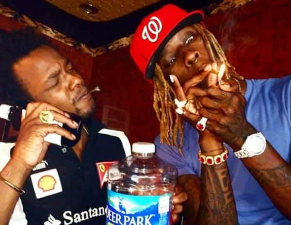 Young Thug's Tour Manager Supposedly Shot Up Lil Wayne's Tour Bus