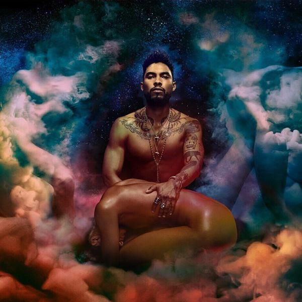 Miguel's 'Wildheart' Album Cover