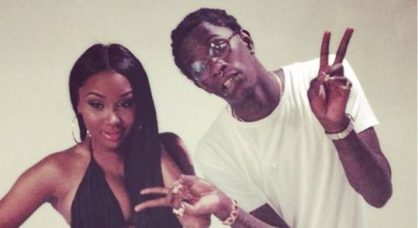Young Thug's Fiancée Says He's Not Gay; Makes The Accusation He Is Racial