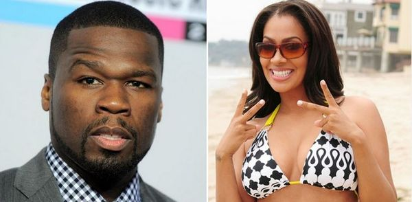 50 Cent To Sue Website For Leaking La La Anthony Sex Scene