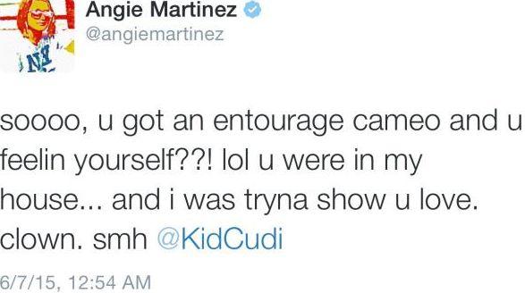 Angie tweet