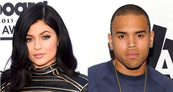 Kylie Jenner Shames Chris Brown On Bruce Jenner