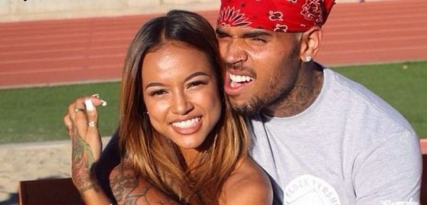 Chris Brown & Karrueche Tran Duke It Out On Social