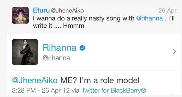Jhene Aiko tweet