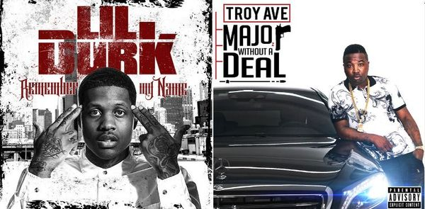 First Week Sales For Lil Durk, Dom Kennedy & Troy Ave Aren't Good