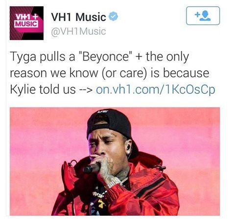VH1 tyga