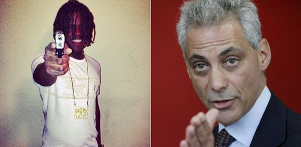 Chief Keef Is Running For Mayor Of Chicago