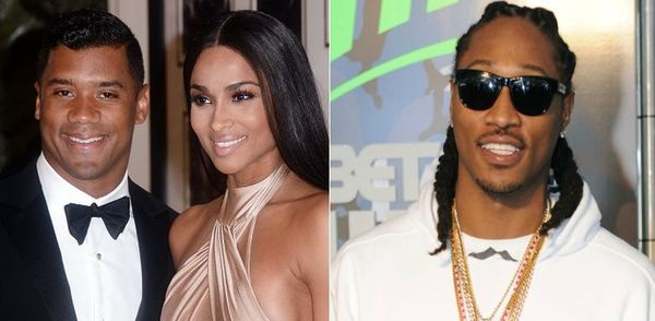 Ciara And Russell Wilson React To Future's Mockery