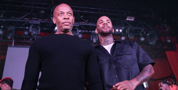Dr. Dre Apparently Really Loves Game's 'The Documentary 2'