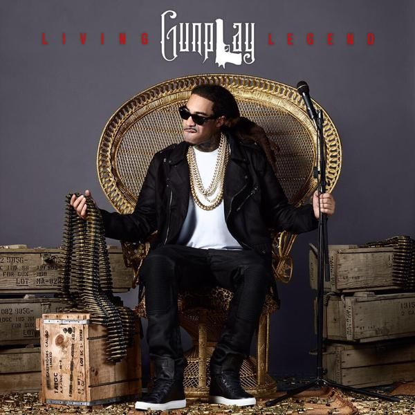 Gunplay's 'Living Legend' Track List ft. Curren$y, Yo Gotti & More