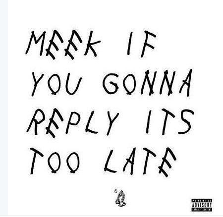 Meek Drake meme 2