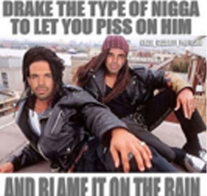 Peed on Drake 8