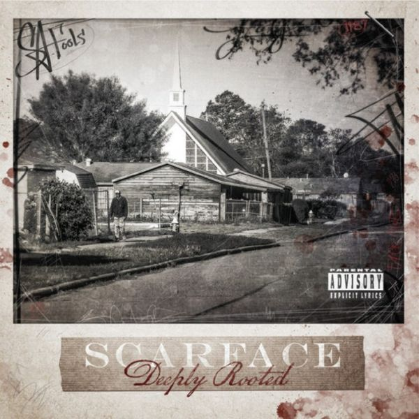 Scarface's 'Deeply Rooted' Cover & Track Listing