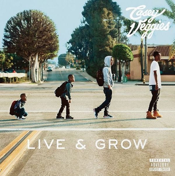 Casey Veggies' 'Live & Grow' Cover & New Date