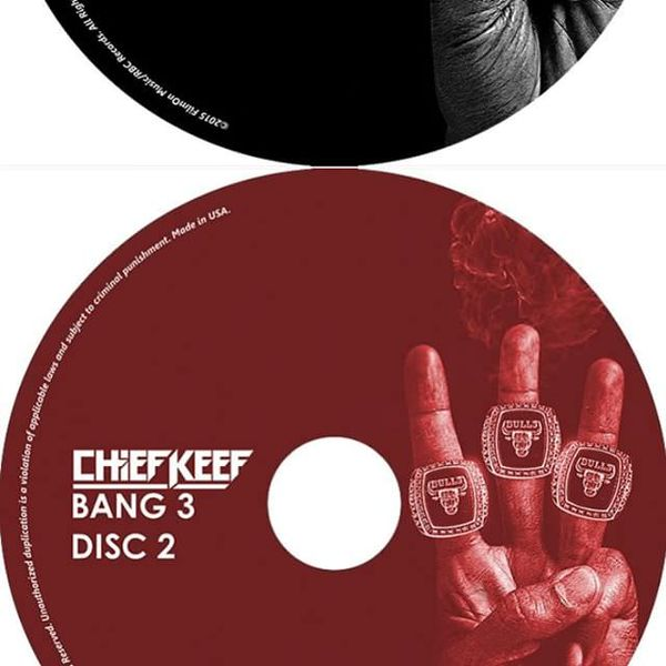 Chief Keef's 'Bang 3 Pt. 2' Track Listing