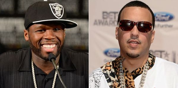 French Montana Questions Where 50 Cent's Head Is At