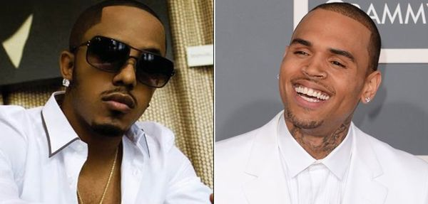 Chris Brown Associate Threatens Death On Marques Houston For Complimenting Karrueche