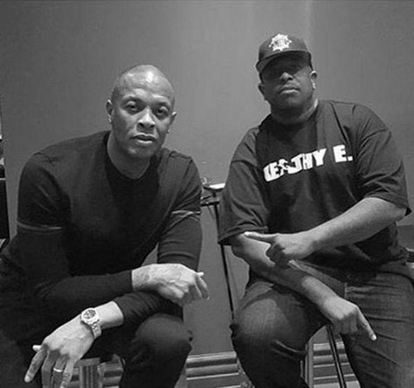 Dr. Dre & DJ Premier Collaboration Confirmed on 'Compton'