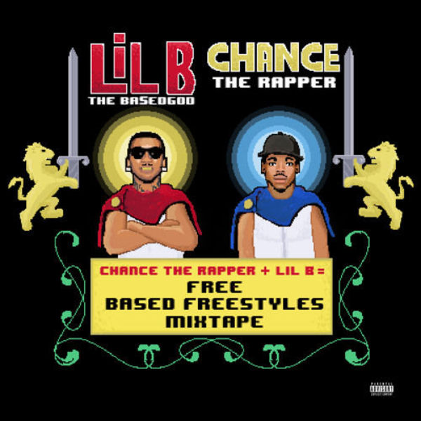 Chance The Rapper & Lil B's Mixtape Is Out
