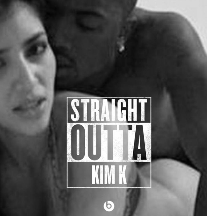 Straight outta Kim K