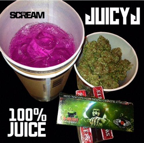 100 pecent juice