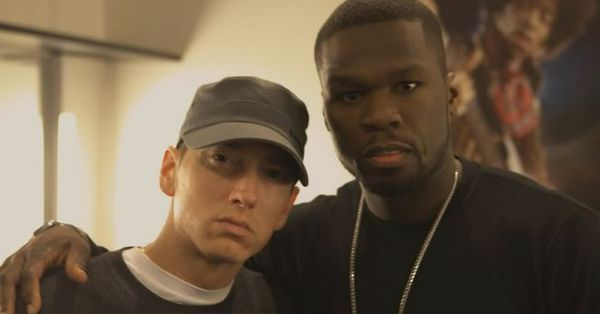 50 Cent Uses Colin Kaepernick To Weigh In On All The Rap Beef Eminem Suddenly Has