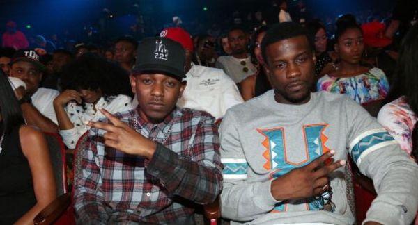 Listen To Kendrick Lamar Crank Call Jay Rock