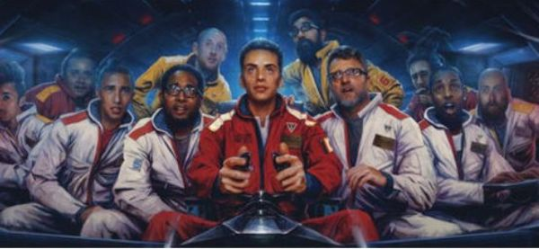 Logic Announces Date For Sophomore Album 'The Incredible True Story'