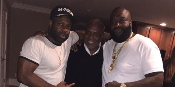 Rick Ross Signs To Epic Records?