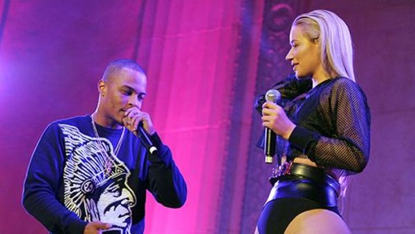 T.I. Is No Longer Working With Iggy Azalea