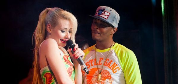 Iggy Azalea Had No Idea She Was Dumped By T.I.