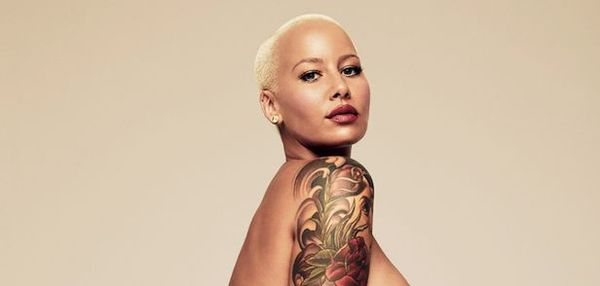 Amber Rose Got Naked For GQ; Then Complained They 'Dumbed Her Down'
