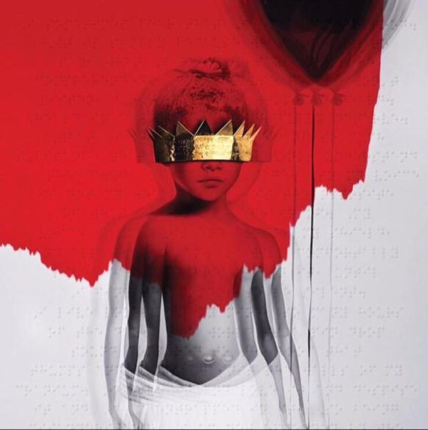 Rihanna Announces 'Anti' Album & Cover