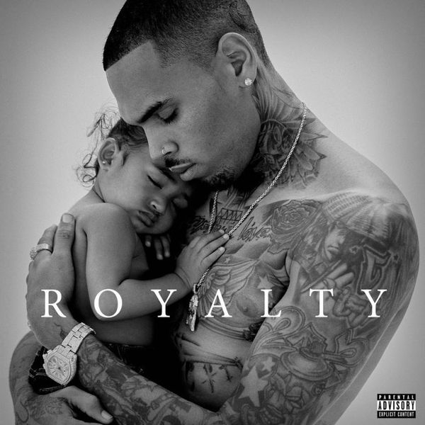 Chris Brown Shares Beautiful 'Royalty' Album Cover
