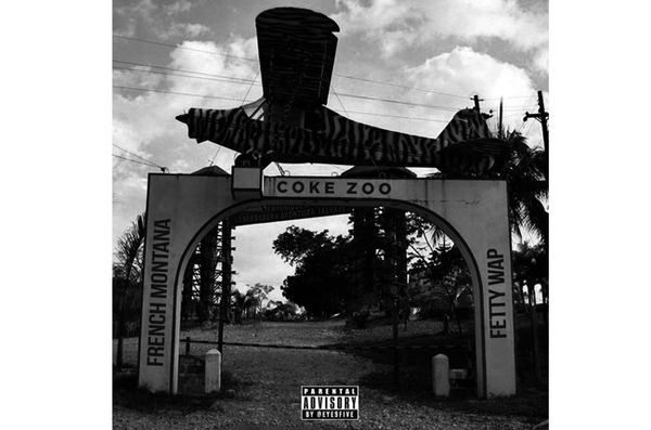 French Montana & Fetty Wap's 'Coke Zoo' Cover
