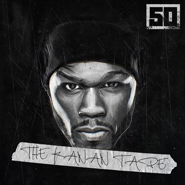 50 Cent Reveals 'The Kanan Tape' Cover