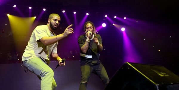 Future Just Bought Drake A Really, Really Big Ring