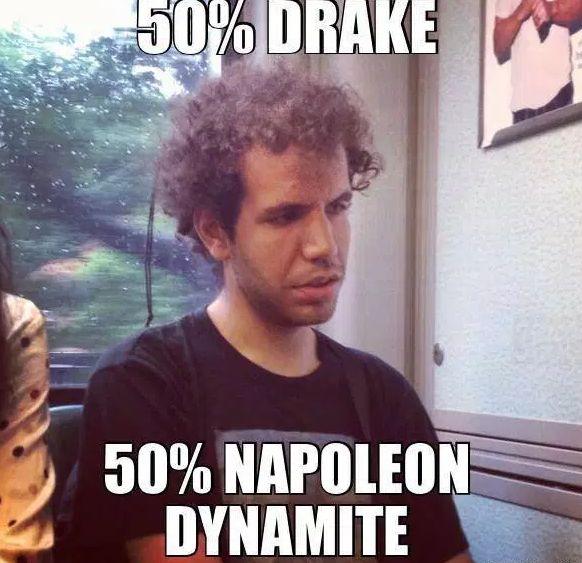 Drake nap