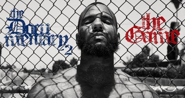 The Game's 'The Documentary 2.5' Cover