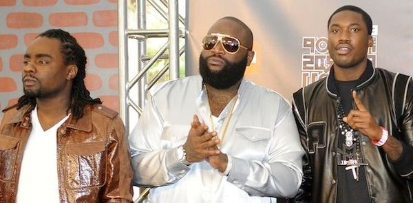 Rick Ross Claims To Have Squashed The Meek Mill-Wale Beef