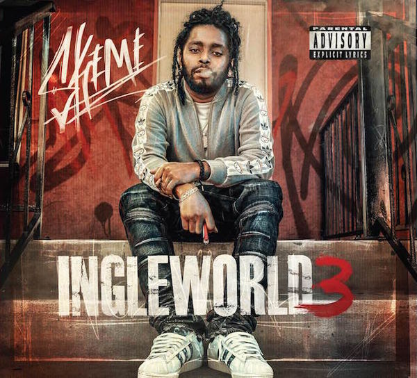 Skeme Unveils 'Ingleworld 3' Cover, Track List & Release Date