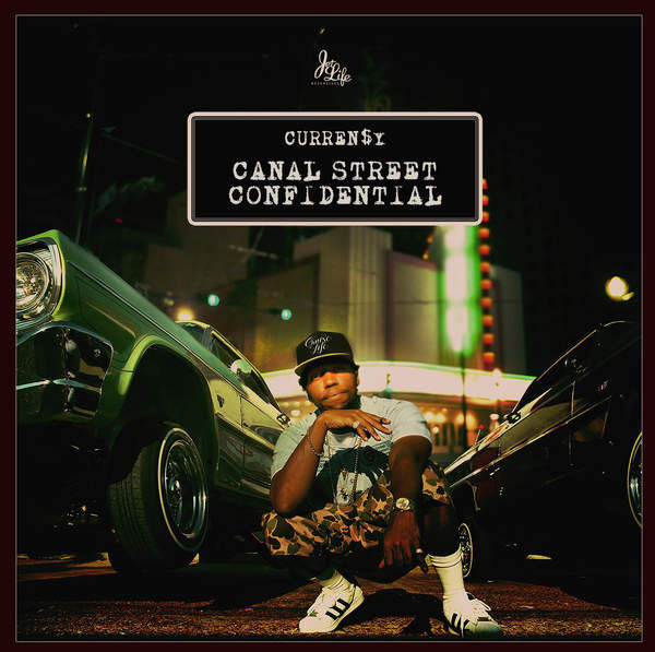 Curren$y Has Future, Lloyd, Wiz Khalifa & More on 'Canal St. Confidential'