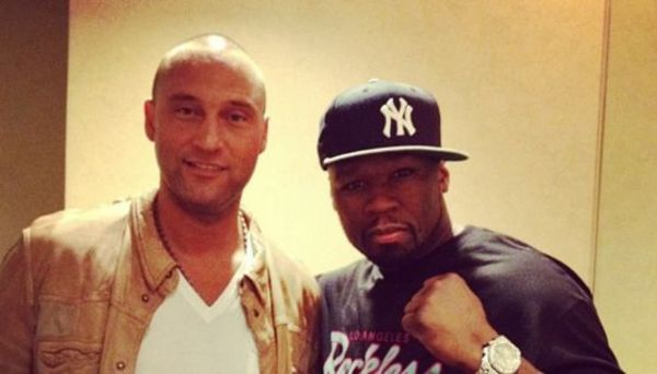 Lawsuit: Derek Jeter Didn't Want 50 Cent Repping Frigo Because He's Too 'Urban'