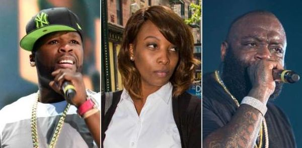50 Cent Hasn't Paid Rick Ross's Baby Mama Yet; She's Concerned He Won't Be Able To