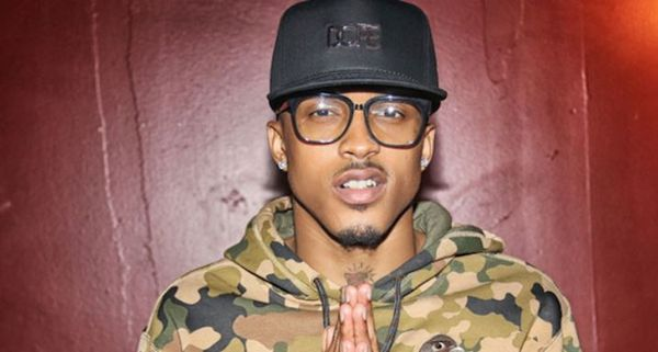 August Alsina Goes In On Def Jam For Holding Up His Album