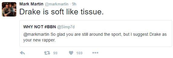 Drake mark martin
