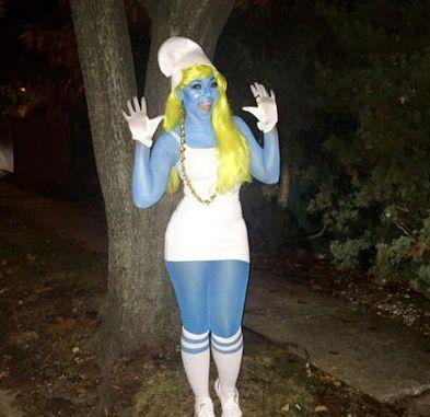 Halloween Ashanti